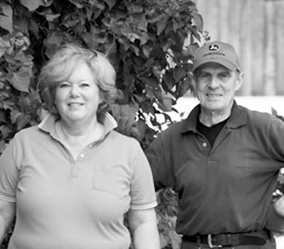 Lisa und Klaus Heukerot Golfclub Beuerberg Team