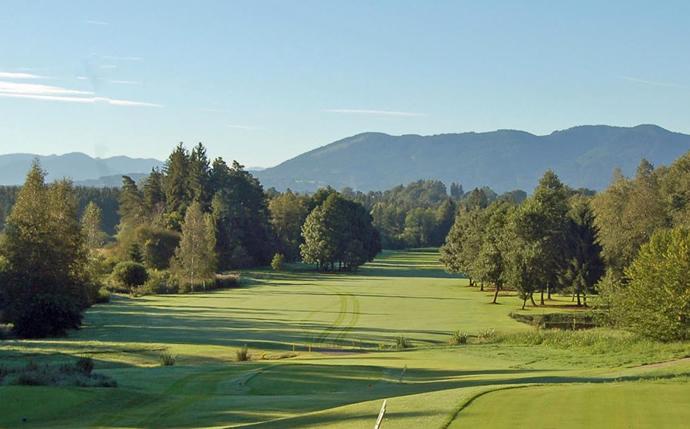 Golfclub Beuerberg Golfplatz Loch 3