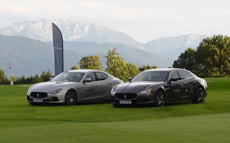 Firmenturniere Maserati Golfclub Beuerberg