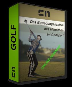 Online-Seminar - Videokurs - Das Bewegungssystem des Menschen im Golfsport - Christian Neumaier